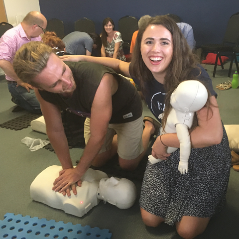 CPR Training Course Brisbane