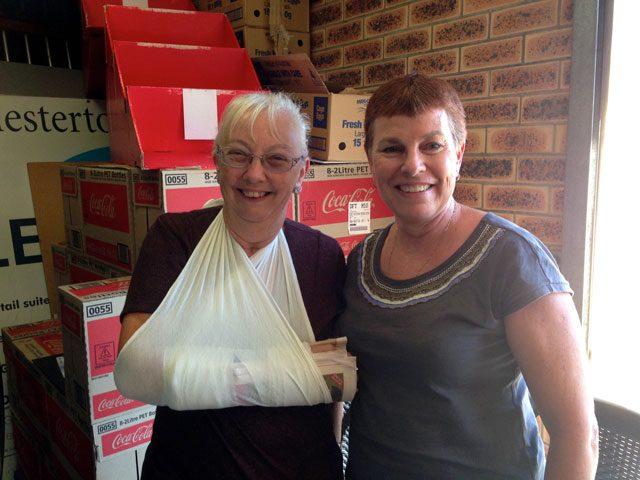 First Aid Training Course - IGA Ladies