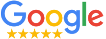 Over 500 Five Star Google Reviews