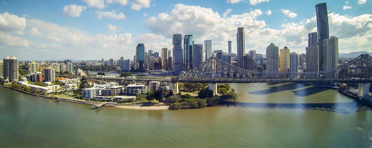 Brisbane Skyline -My First Aid Course Training Centre